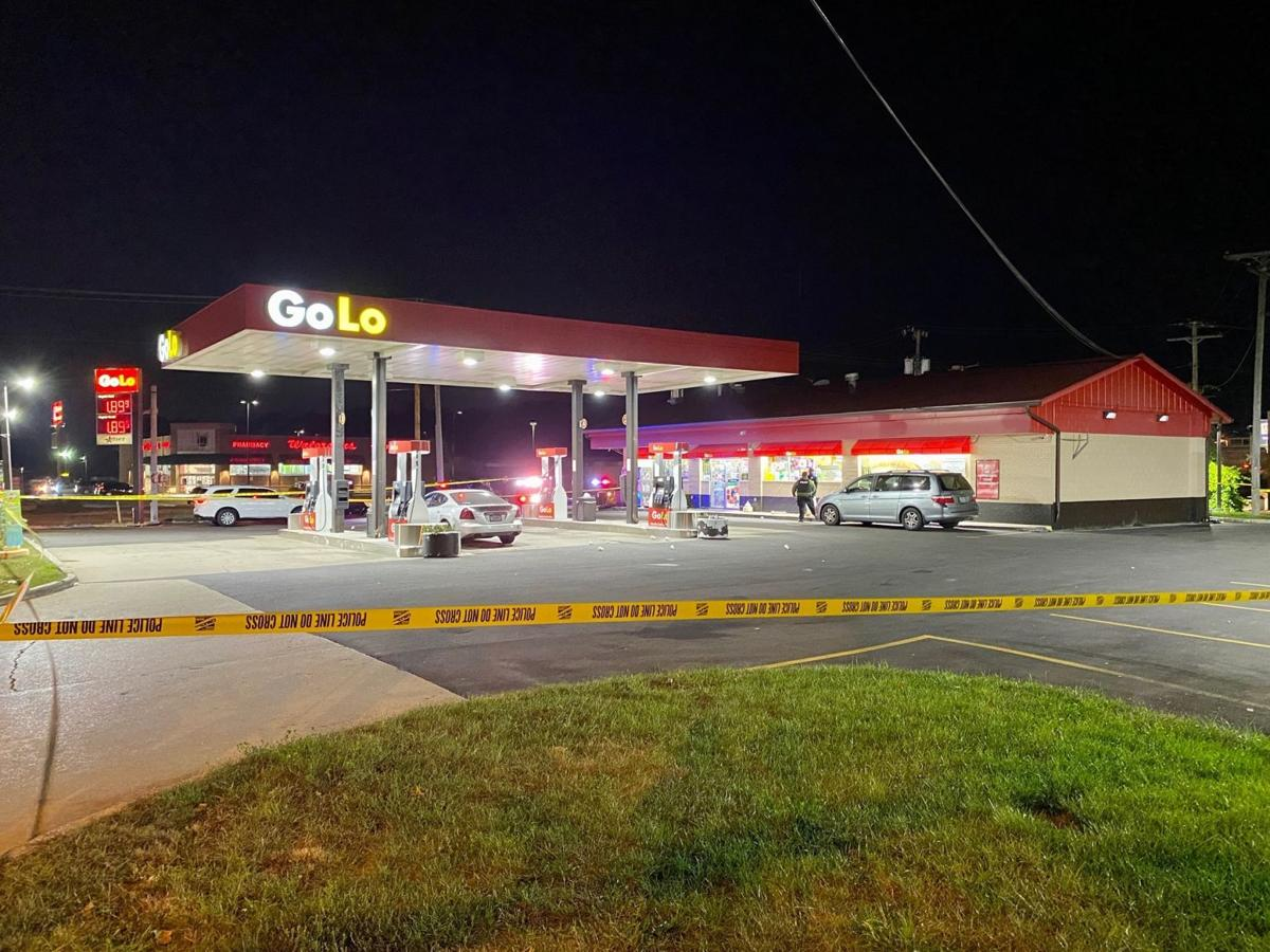 Police investigating shooting at Northwest Indiana gas station