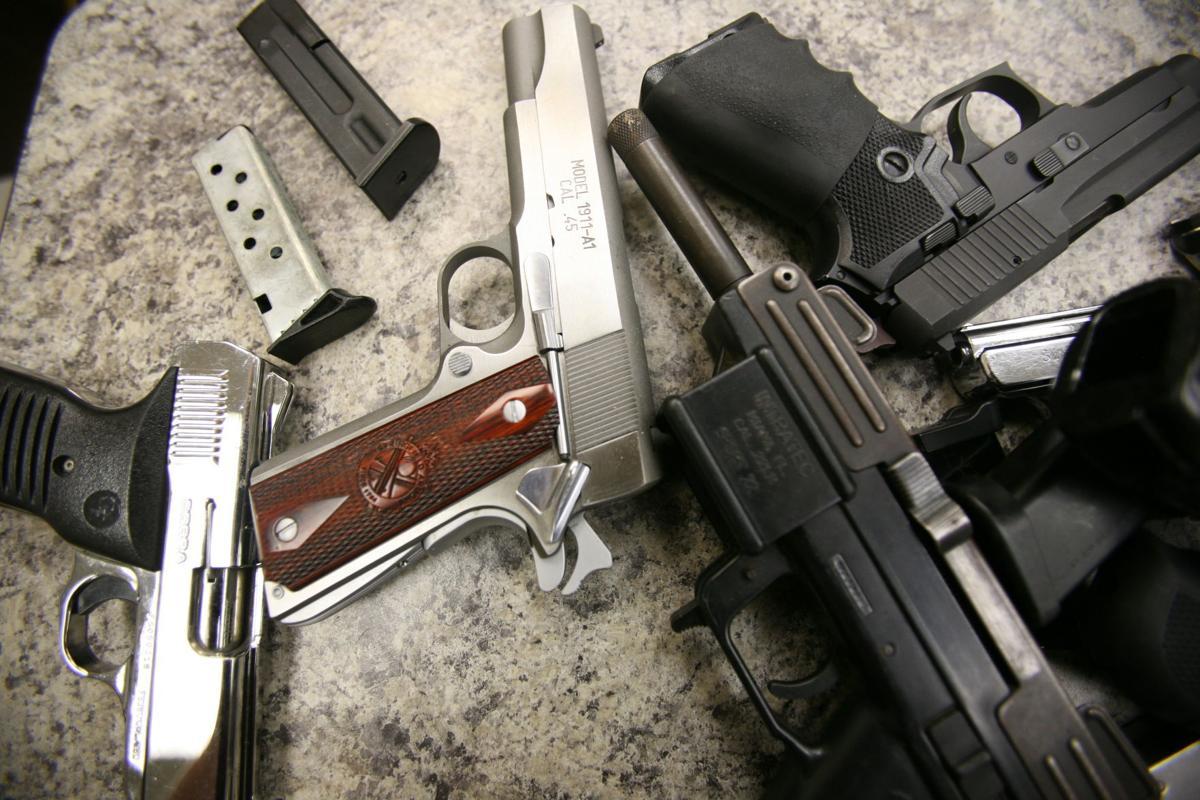 guns times files photo
