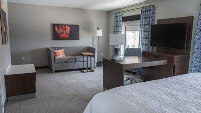 White Lodging opens new hotel in downtown Fort Wayne with rooftop cocktail bar