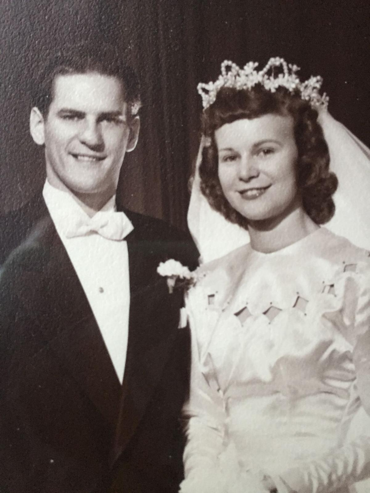 Celebrating 67 years together