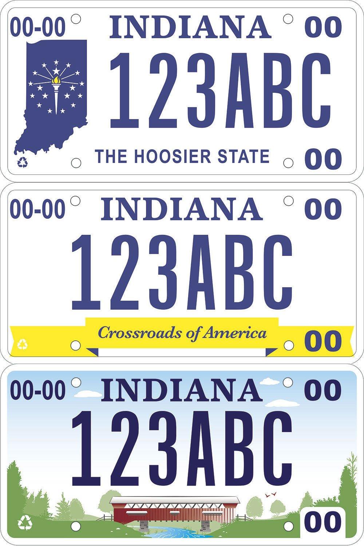 Indiana could keep bicentennial license plates through decade ...