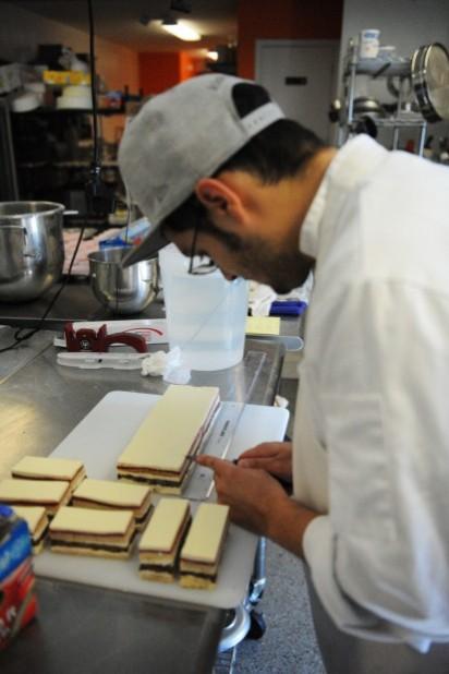 Dessert Menu: A taste of Paris in Dyer