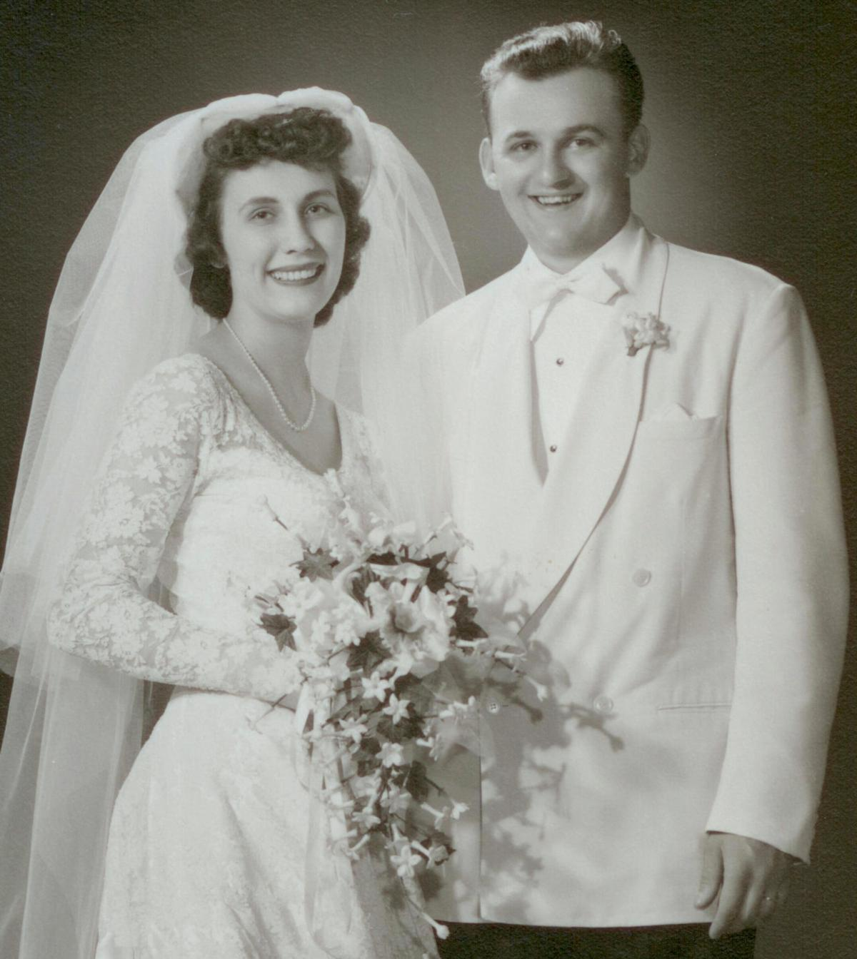 Cheers To 65 Years! Henry and Margaret Drewniak