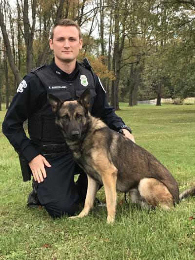 New K9s added to Valparaiso Police Department