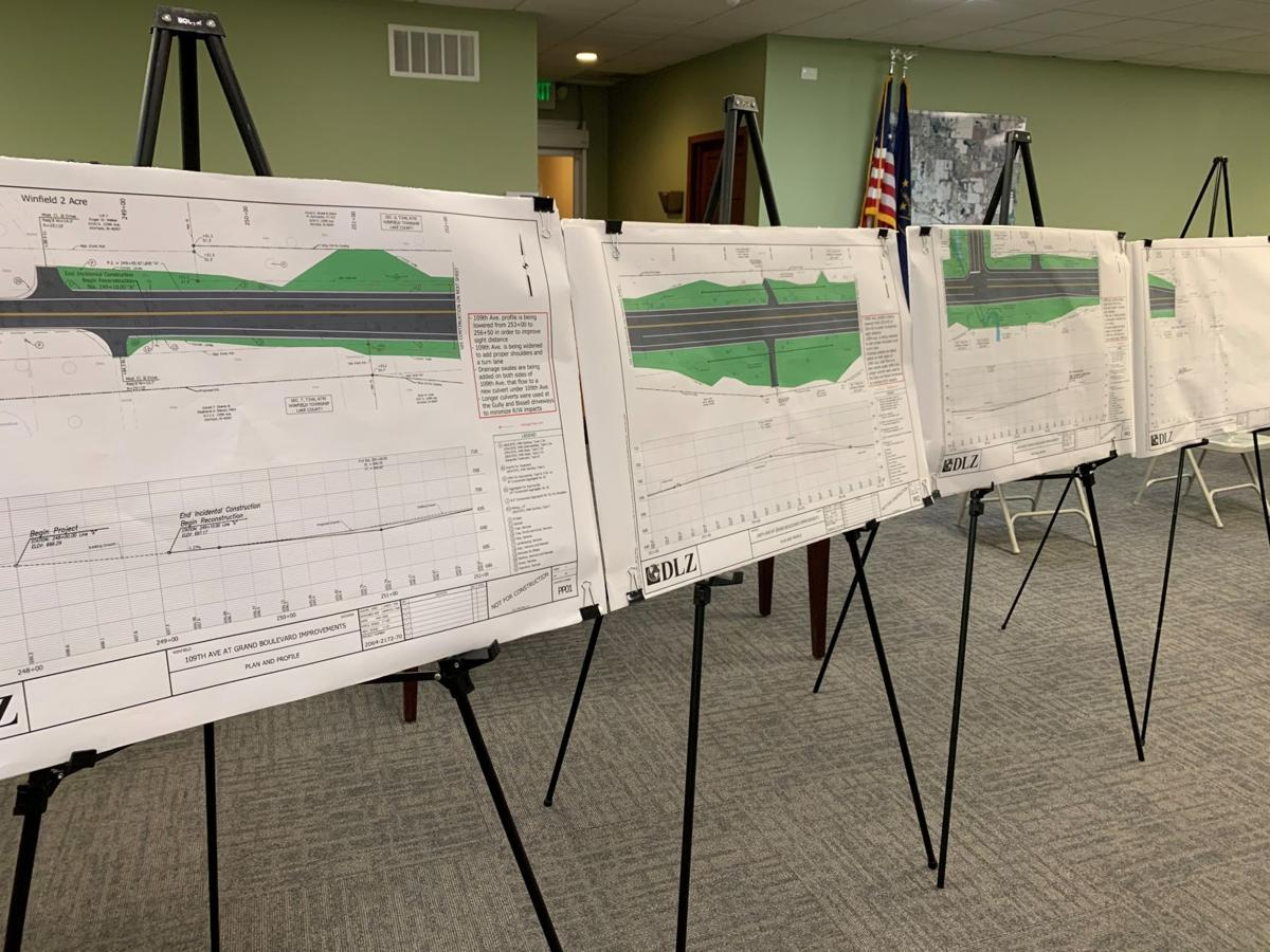 Winfield launches $2M 109th Avenue project; hopes to begin work in 2021