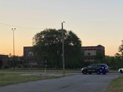 Police respond to Gary school