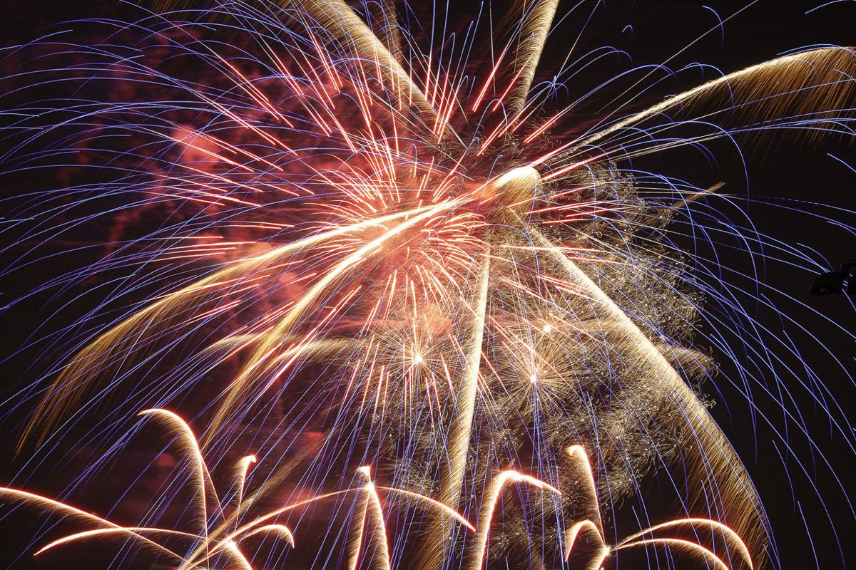 Skies set to light up and more after a quiet Fourth of July