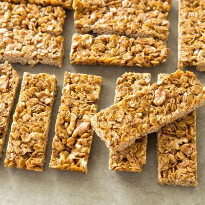 Food Column ATK Crunchy Granola Bars