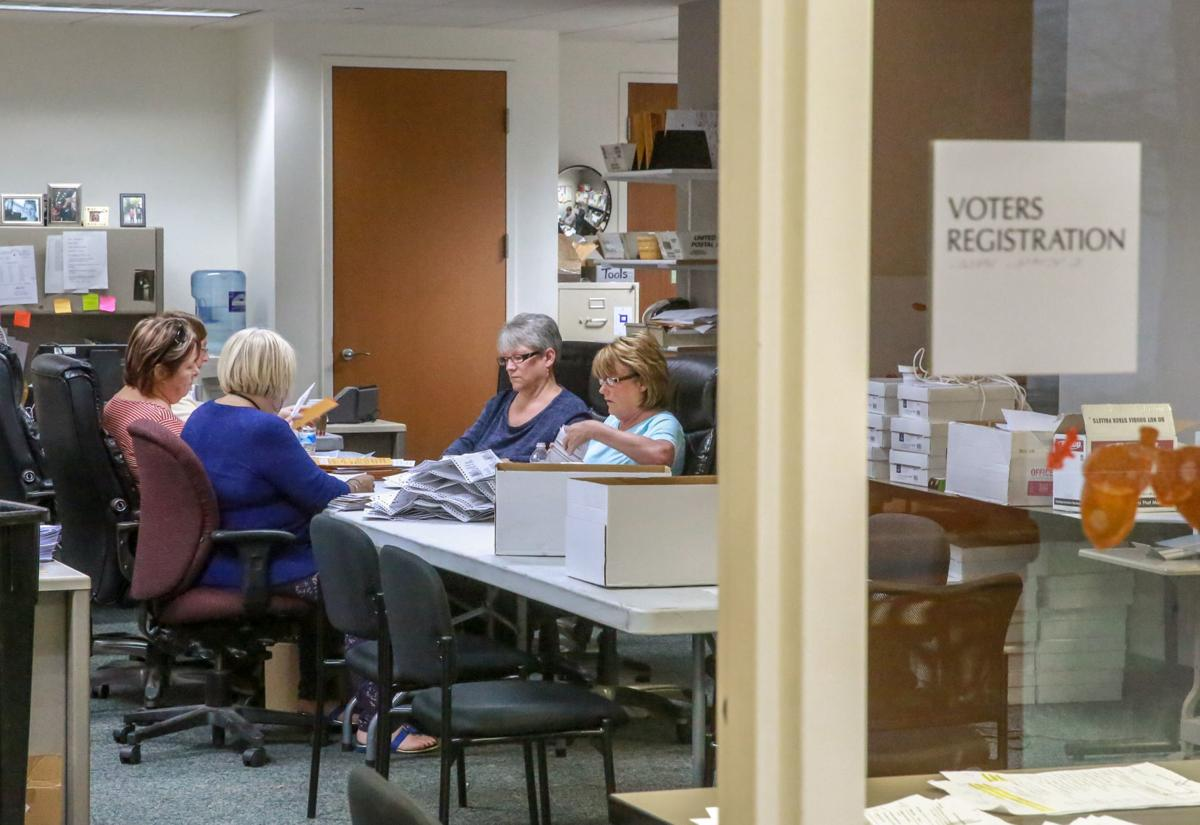 Votes counted in Porter County