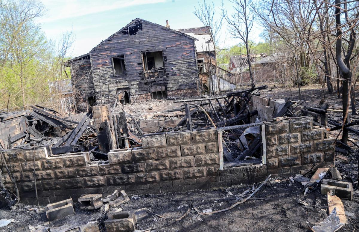 Gary: rash of house fires, aftermath