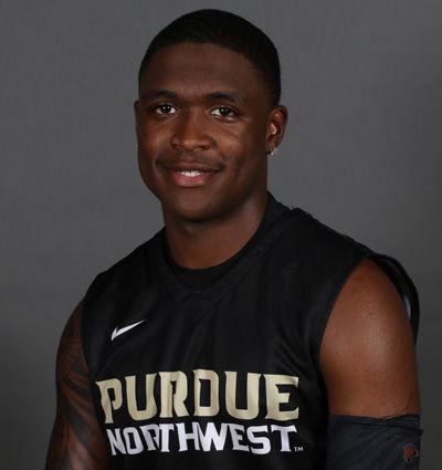 Dean Tate -- PNW men's basketball