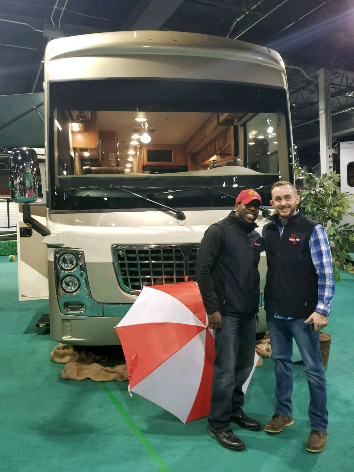Local business RV There Yet an Airbnb for RV rentals | Lake