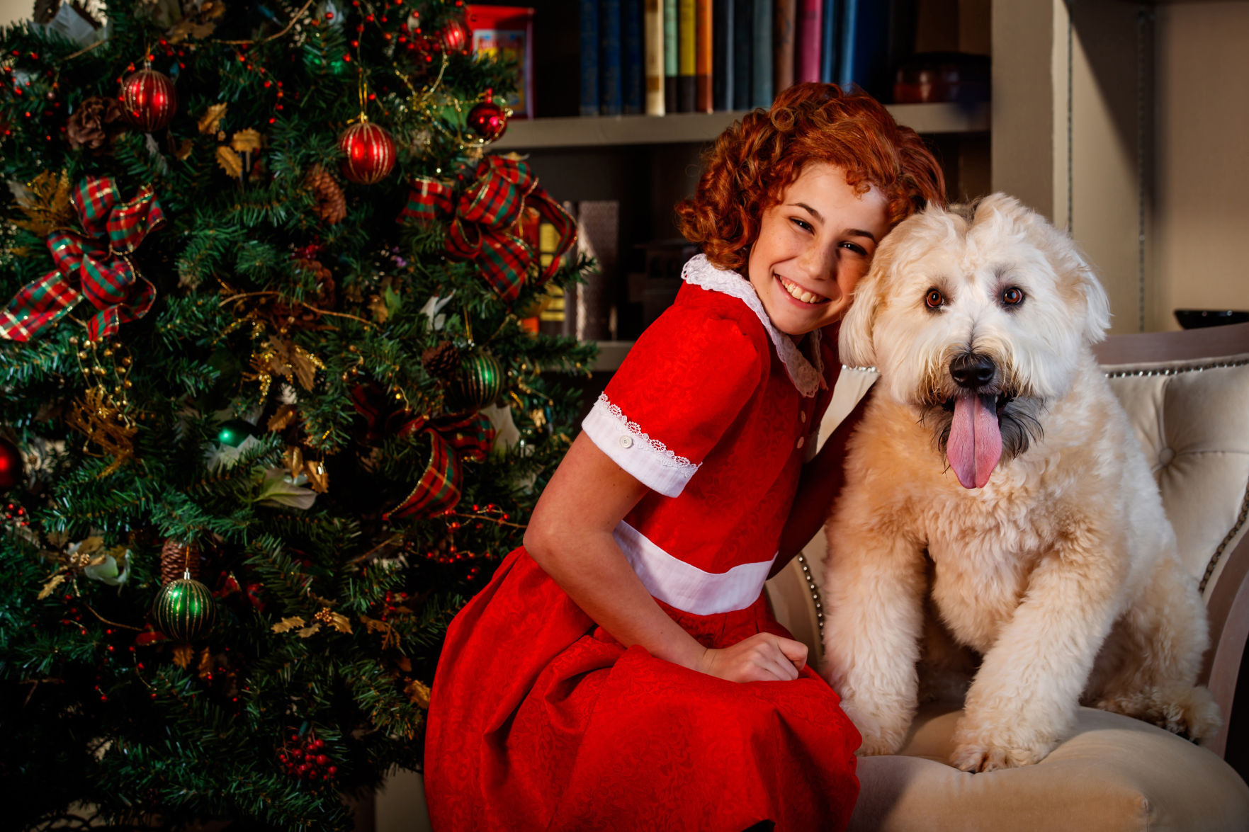 Annie Warbucks' adds to Christmas cheer | Theatre | nwitimes.com