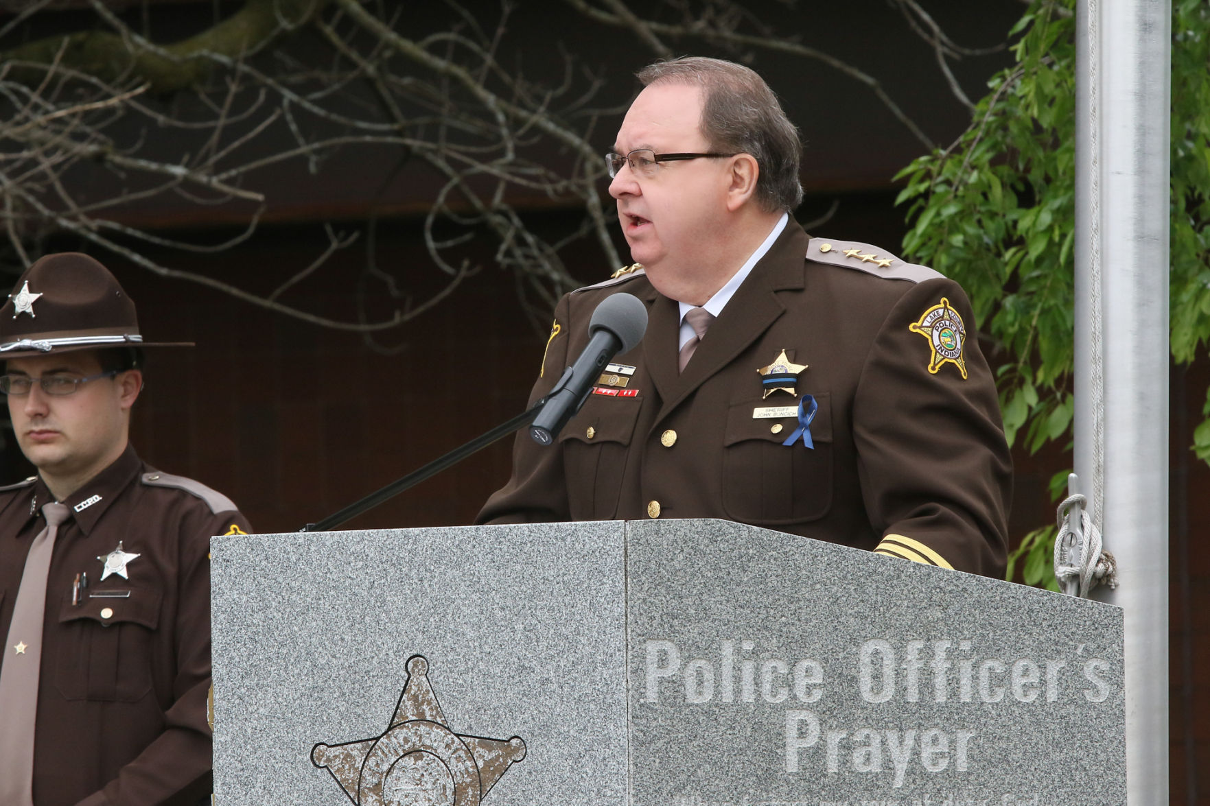 Lake County Sheriff John Buncich A look