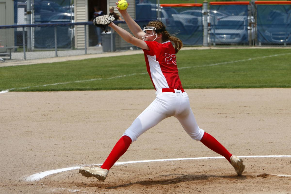 4A softball semistate: Crown Point vs. Fishers