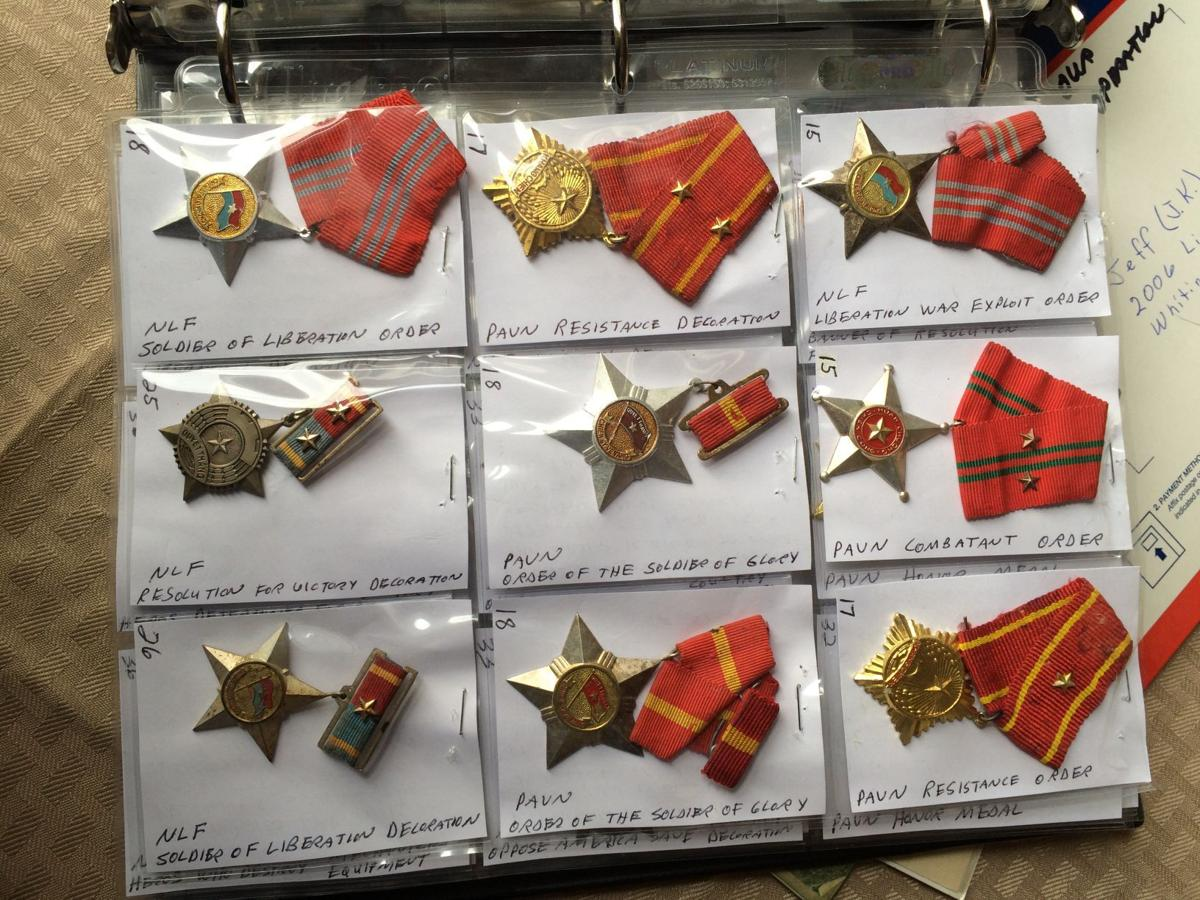 Vietnamese badges