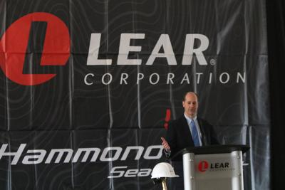 Lear posts record sales, profits in second quarter