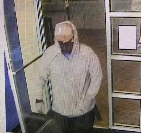 Chase Bank in Hobart robbed