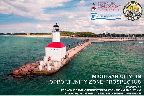 Michigan City releases prospectus for opportunity zones
