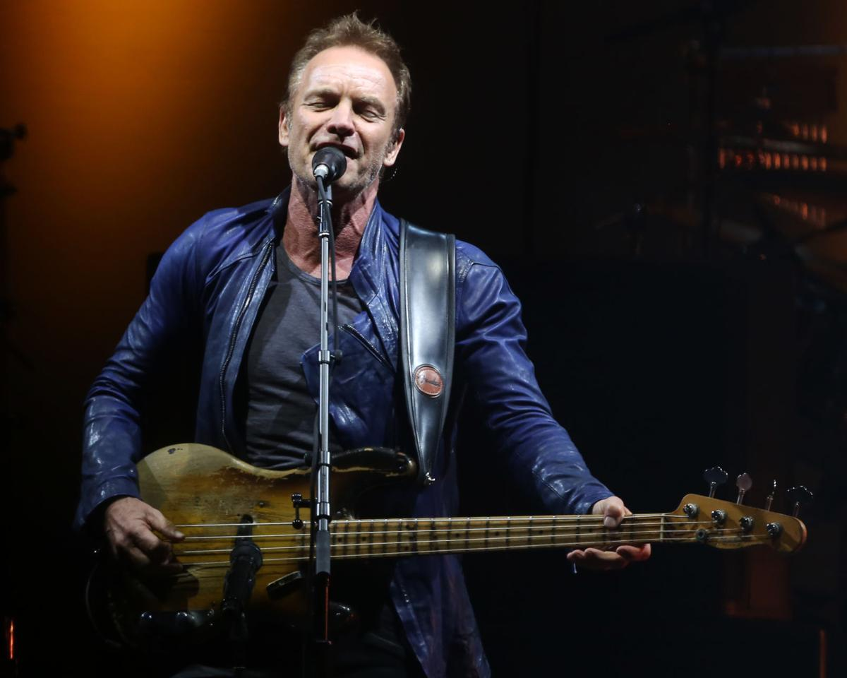 Sting/Peter Gabriel