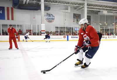Ovechkin slays demons on first trip to Stanley Cup Final