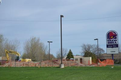 Foundation issues ring Taco's Bell; Crown Point restaurant rebuilds at Main Street site