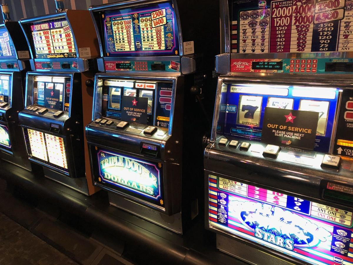 Patience is essential for visitors to Northwest Indiana's reopened casinos