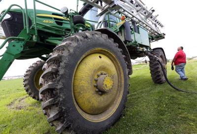 Indiana farmers plant record amount of cover crops this year