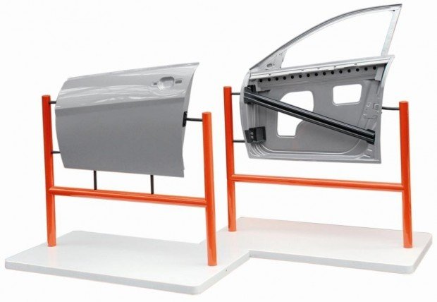 Arcelormittal Develops New Lightweight Car Doors