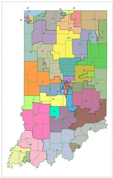 Proposed Indiana Senate districts   Indiana   nwitimes.com on indiana roads map, indiana flood zones map, indiana utilities map, indiana school districts map, indiana senate district map, indiana city limits map, indiana precinct map, indiana congressional districts detailed map, colorado state legislature district map, indiana counties map, indiana fire districts map, indiana district map 2014, indiana travel advisory map, indiana house districts, indiana representatives, indiana 6th district map, marion county indiana township map, indiana congressional districts 2013 map, indiana parcel map, indiana aerial map,
