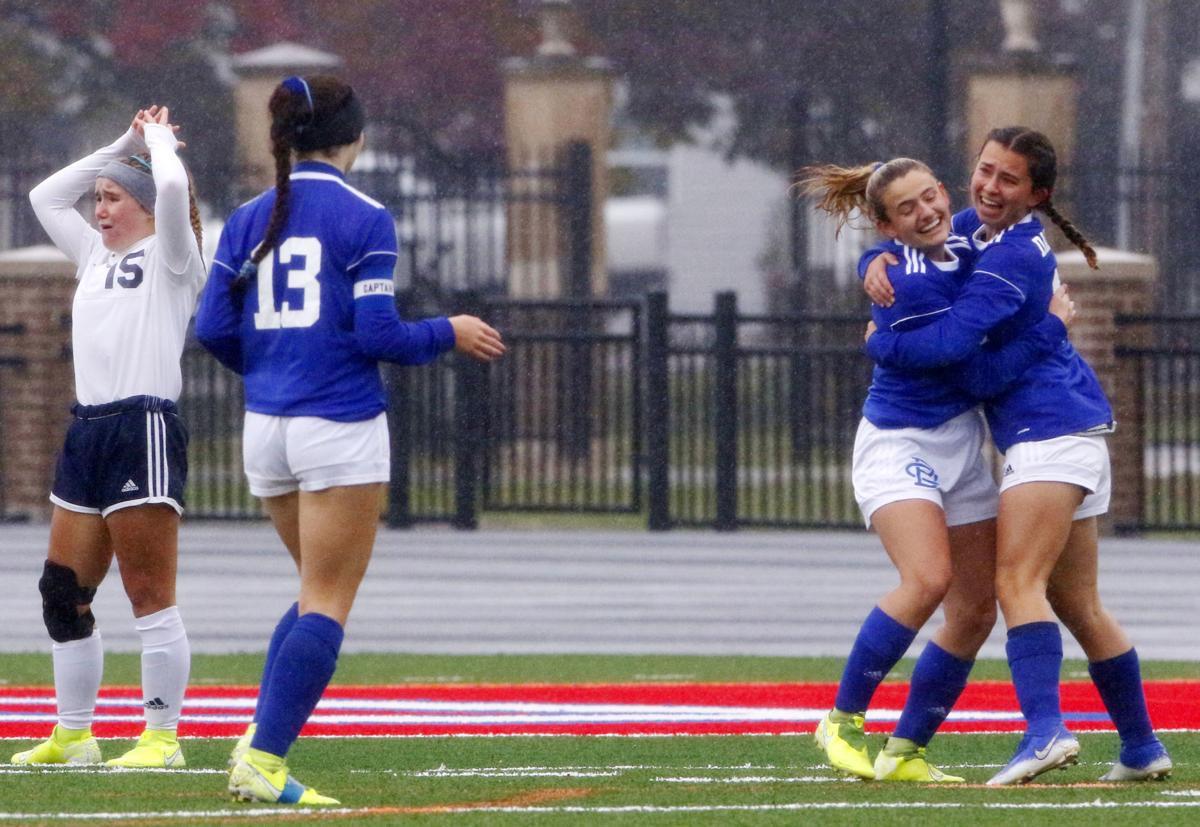 Class A girls soccer semistate: Boone Grove vs. Lafayette Central Catholic