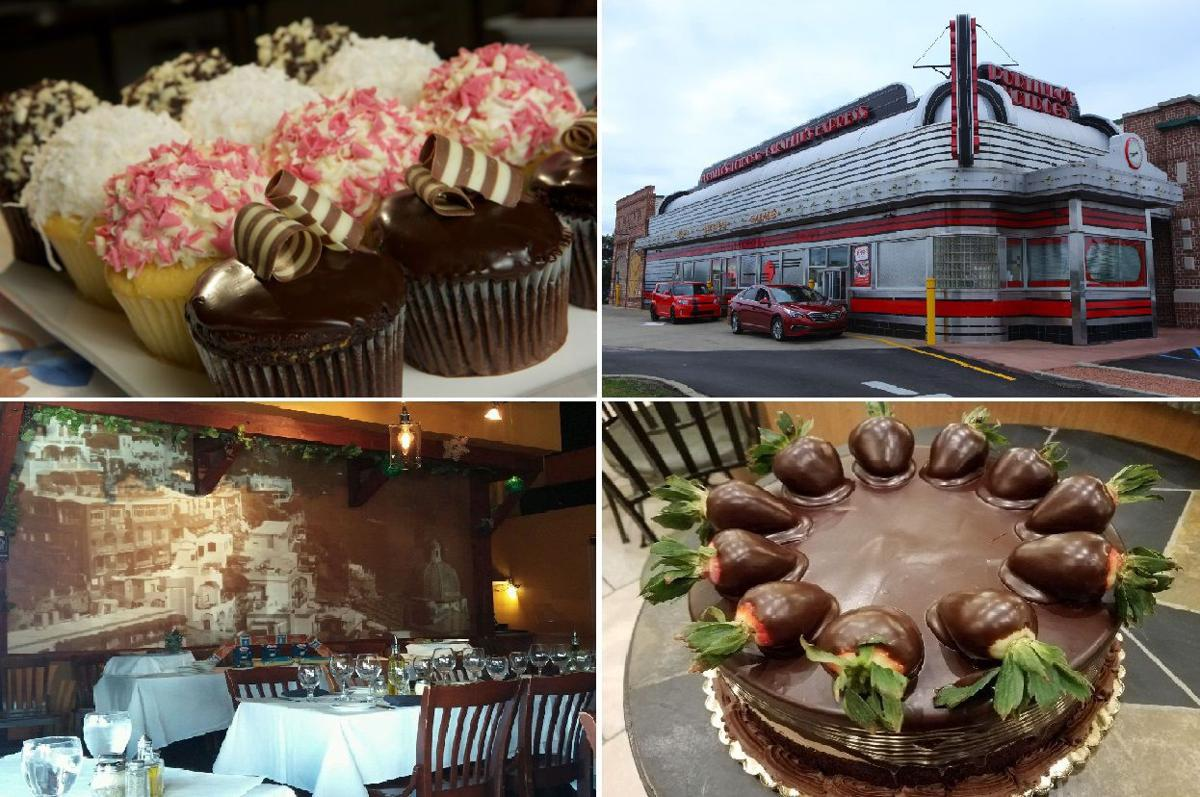 Places to enjoy chocolate cake in the Region