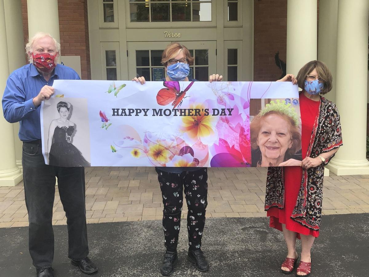 Virus Outbreak - Mother's Day