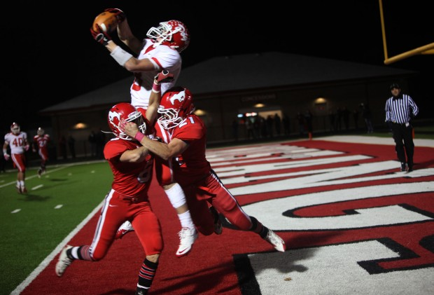 Gallery: Crown Point at Munster football game | NWI Preps