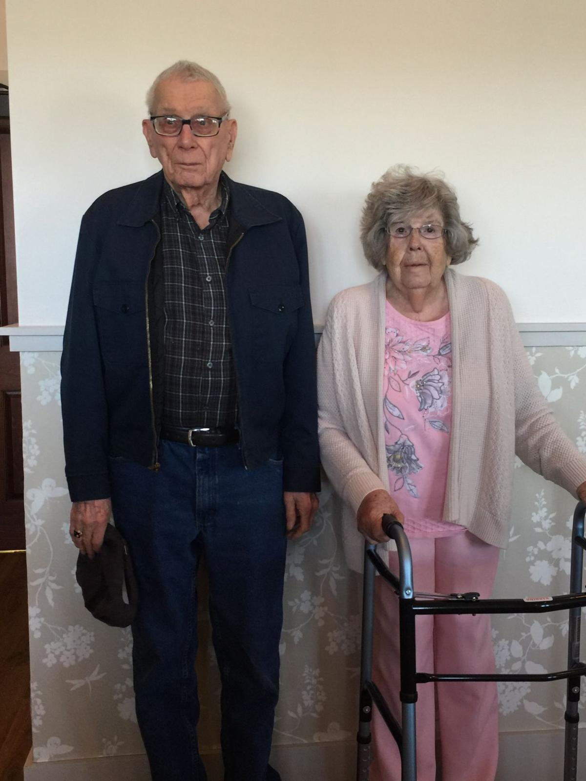 93rd birthdays and an anniversary