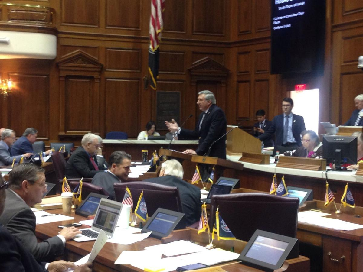 Lawmakers  >> Lawmakers Send Plan For South Shore Development Districts To