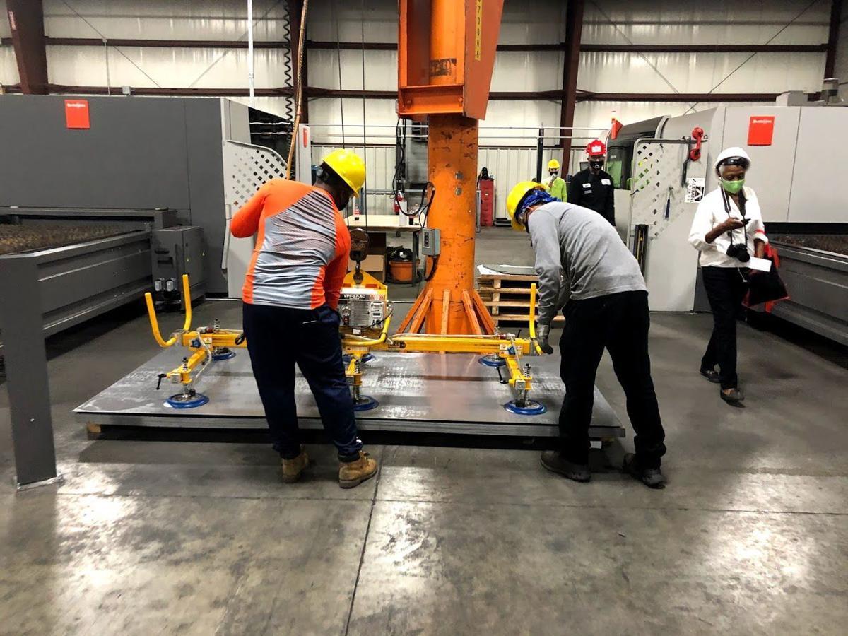 Great Lakes steel production rose by 2.1% last week