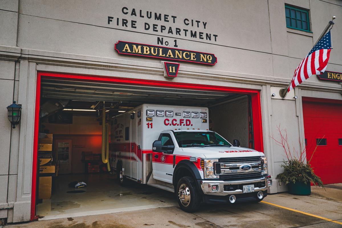 Calumet City Fire Department stock