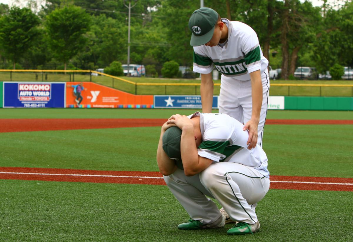 2A baseball semistate: Whiting vs. Alexandria