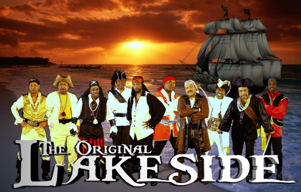 Offbeat Funk Band Lakeside And Fireworks Headline At