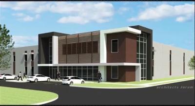 Lakefront Hammond data center to include tech incubator, Purdue greenhouse