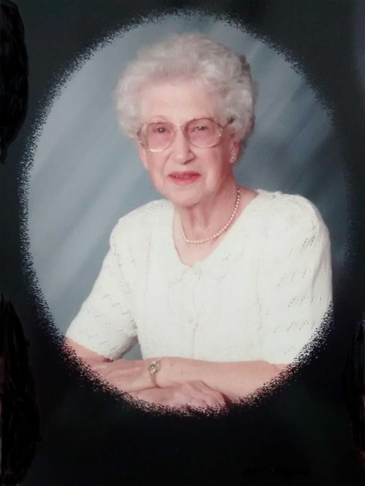 Happ 100th birthday, mom!
