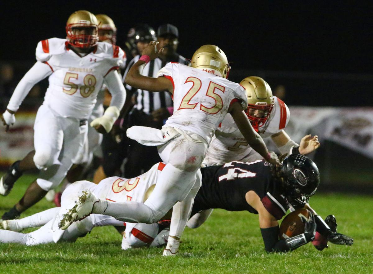 Andrean at Lowell football