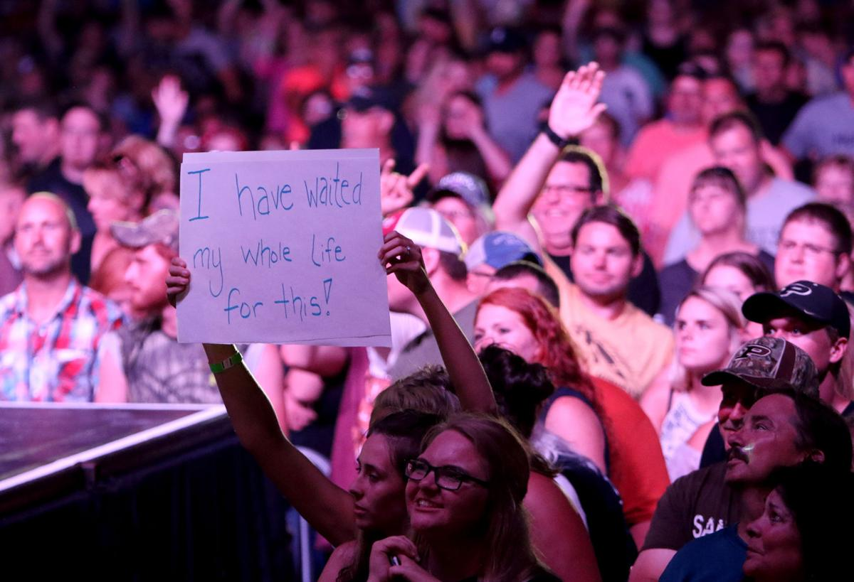 Gallery: Big & Rich concert at the LaPorte County Fair