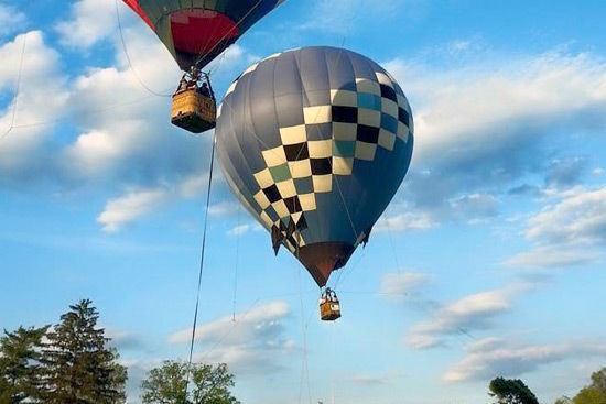 Lake county fair fest offers plenty of old fashioned fun balloon rides will be featured at lake county fair solutioingenieria Images