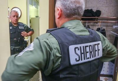 Sheriff Oscar Martinez