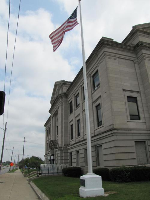 Courthouse staff relocates temporarily