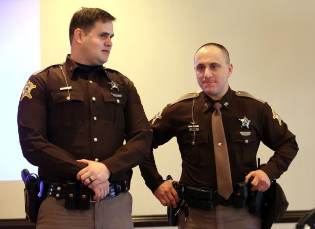 Porter County Officers Recognized For DUI Enforcement