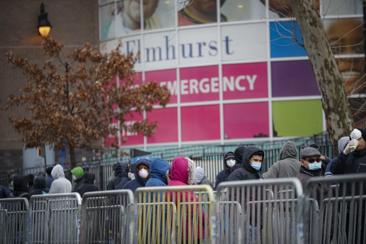 Virus Outbreak Trump Governors