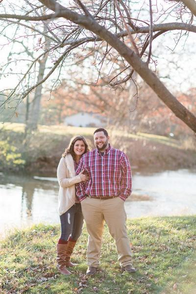 Congrats on your engagement, Ryan and Angela!